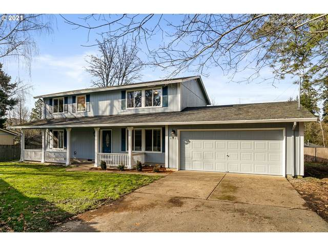 8585 SW Pine St, Tigard, OR 97223 (MLS #21105877) :: Song Real Estate