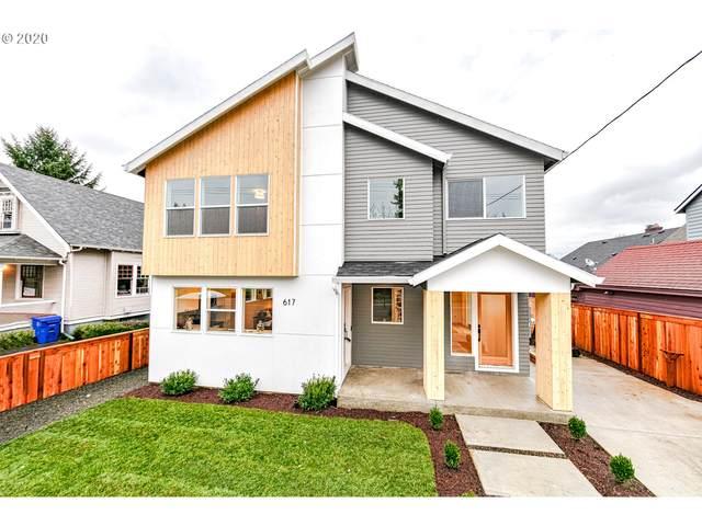 617 N Lombard St, Portland, OR 97217 (MLS #21105881) :: McKillion Real Estate Group