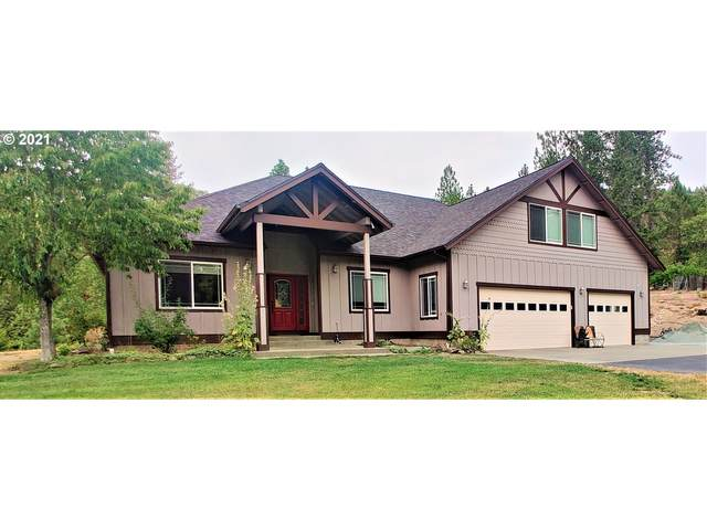 9701 Lower River Rd, Grants Pass, OR 97526 (MLS #21105929) :: The Liu Group