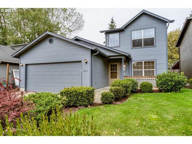 1451 Skipper Ave, Eugene, OR 97404 (MLS #21106082) :: Song Real Estate