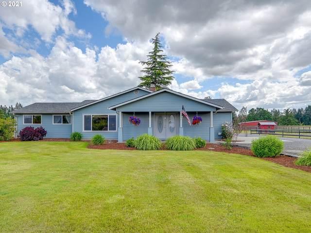 12662 S Barnards Rd, Molalla, OR 97038 (MLS #21106298) :: Lux Properties