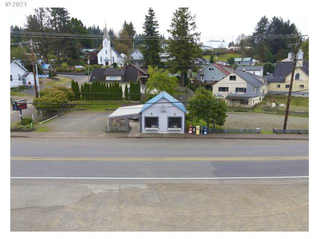 34445 S Hwy 101, Cloverdale, OR 97112 (MLS #21106330) :: Premiere Property Group LLC