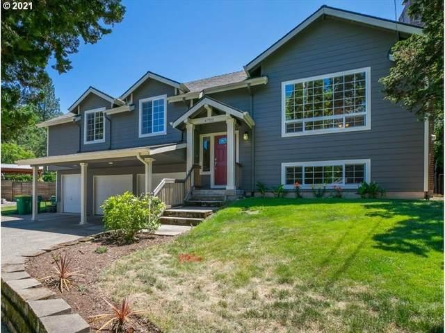 6700 SW Pinecrest Ct, Beaverton, OR 97008 (MLS #21106386) :: Brantley Christianson Real Estate