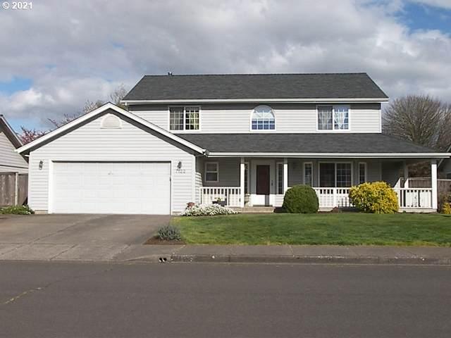 7122 NE Fieldview St, Keizer, OR 97303 (MLS #21106817) :: Fox Real Estate Group