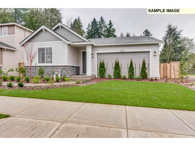 12337 NE 114TH St, Vancouver, WA 98682 (MLS #21107159) :: Brantley Christianson Real Estate
