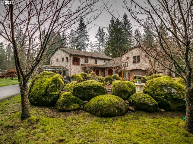 14250 SE Gilbertson Rd, Sandy, OR 97055 (MLS #21107466) :: Real Tour Property Group