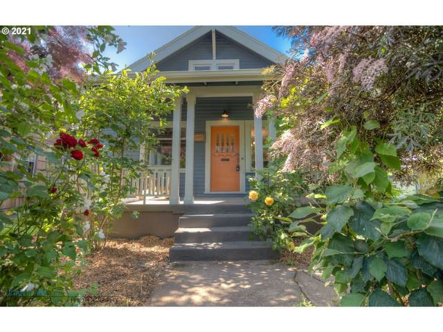 444 NE Stafford St, Portland, OR 97211 (MLS #21107594) :: Next Home Realty Connection