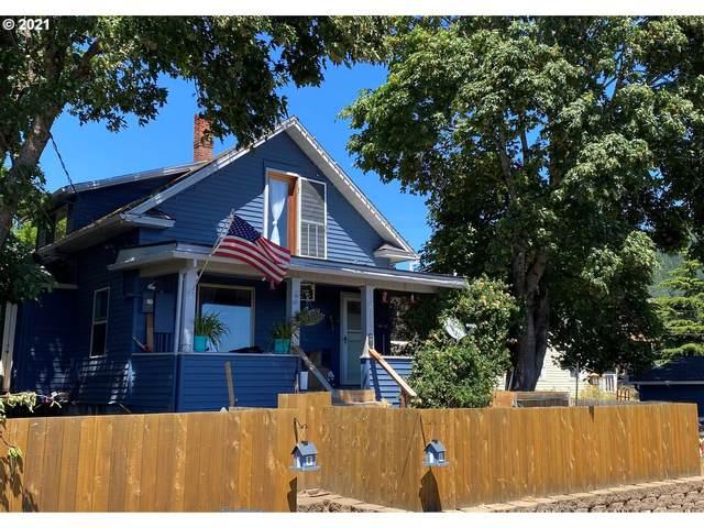 156 NE Lincoln St, White Salmon, WA 98672 (MLS #21107652) :: Beach Loop Realty