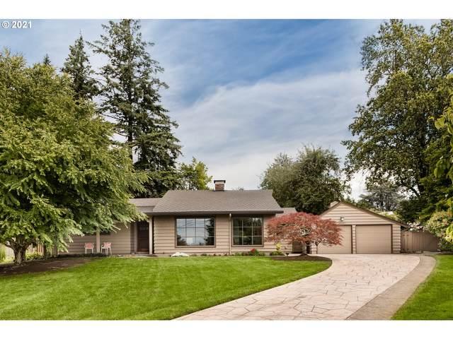 9900 SW 61ST Ave, Portland, OR 97219 (MLS #21107768) :: Lux Properties