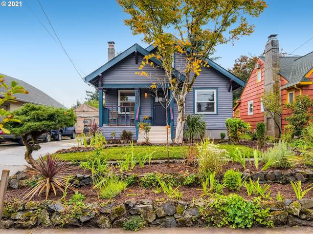 5824 SE Bush St, Portland, OR 97206 (MLS #21107780) :: Next Home Realty Connection