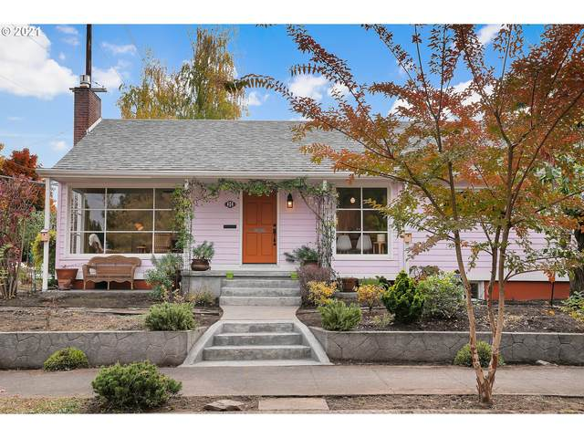 8 N Stafford St, Portland, OR 97217 (MLS #21107965) :: The Pacific Group