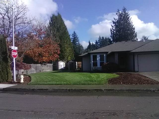 6715 NE 20TH Ave, Vancouver, WA 98665 (MLS #21108095) :: Holdhusen Real Estate Group