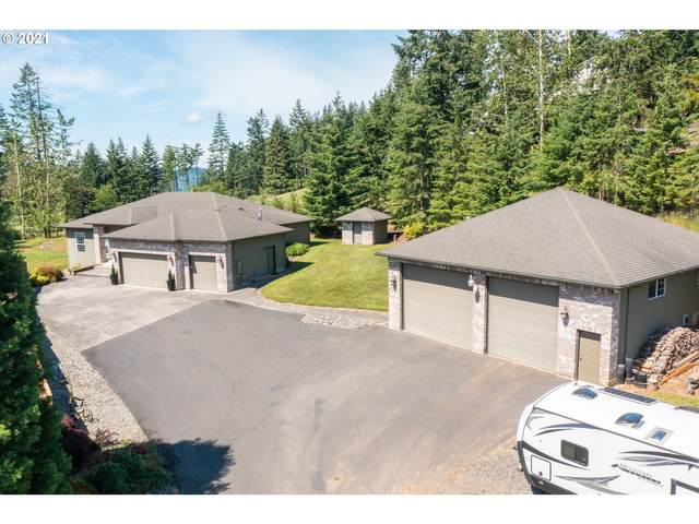 25919 SE Sunshine Valley Rd, Damascus, OR 97089 (MLS #21108521) :: Real Tour Property Group