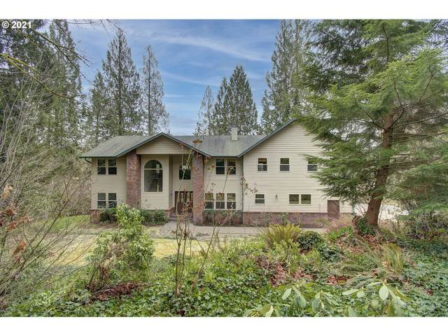 17707 NE Collard Rd, Yacolt, WA 98675 (MLS #21108879) :: The Haas Real Estate Team
