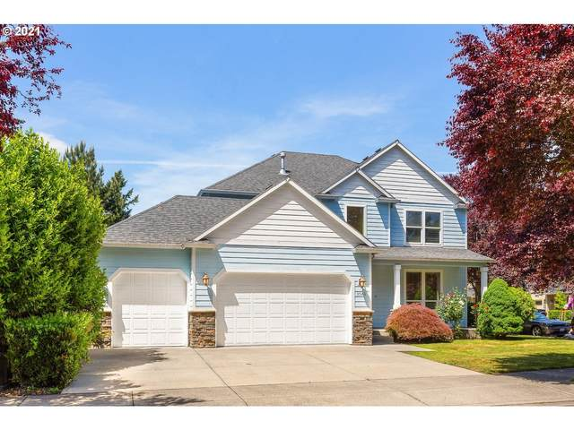 3526 NE 88TH Ct, Vancouver, WA 98662 (MLS #21108984) :: Townsend Jarvis Group Real Estate
