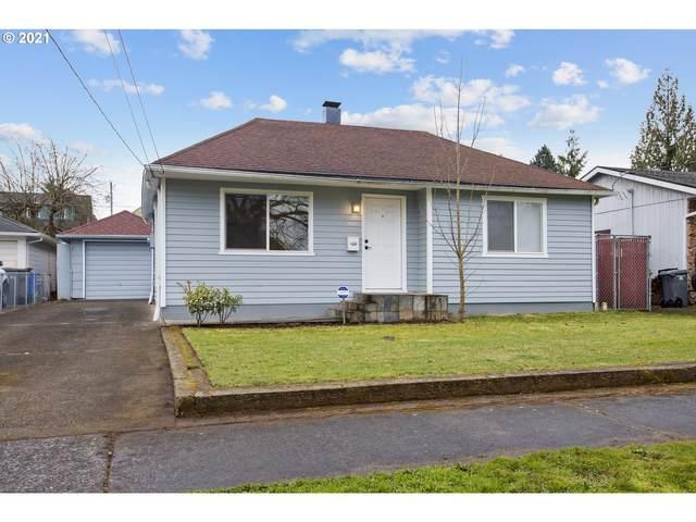 4426 NE Wygant St, Portland, OR 97218 (MLS #21109015) :: RE/MAX Integrity