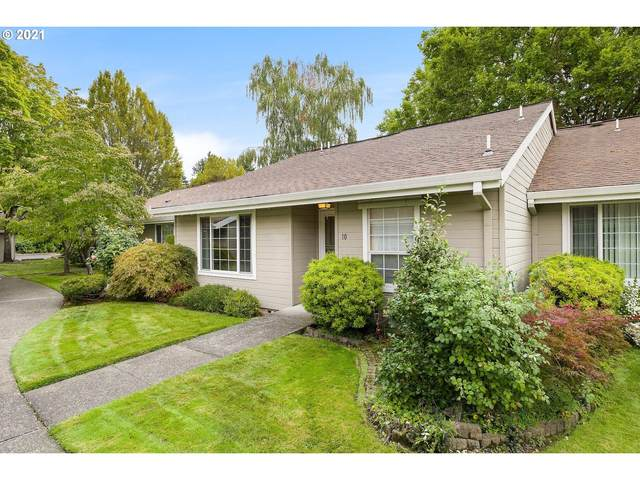 13775 SW Scholls Ferry Rd #10, Beaverton, OR 97008 (MLS #21109147) :: Next Home Realty Connection