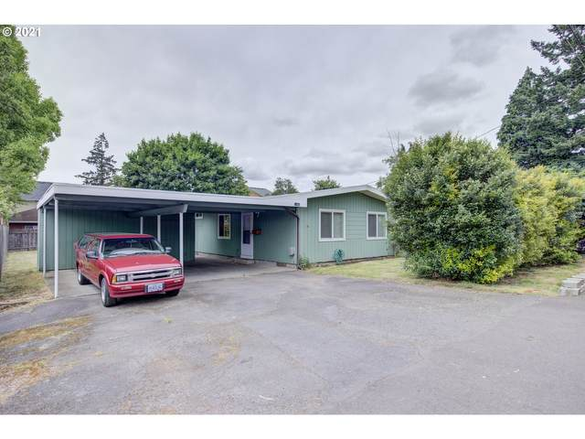 11465 SW 95TH Ave, Tigard, OR 97223 (MLS #21109193) :: Change Realty