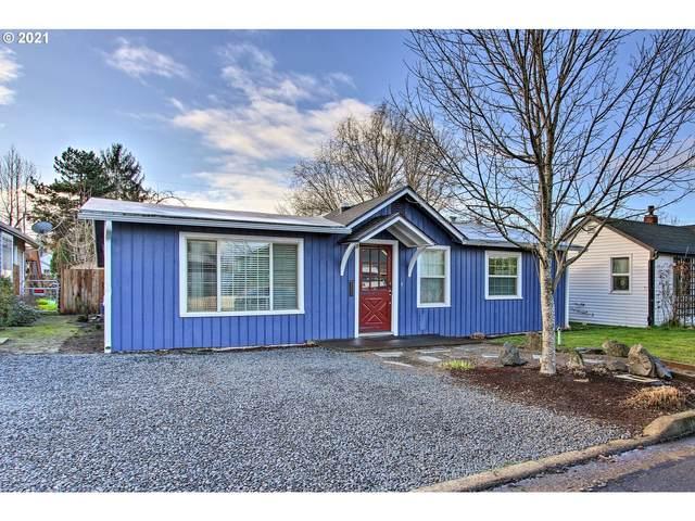 1884 W 9TH Pl, Eugene, OR 97402 (MLS #21109278) :: McKillion Real Estate Group