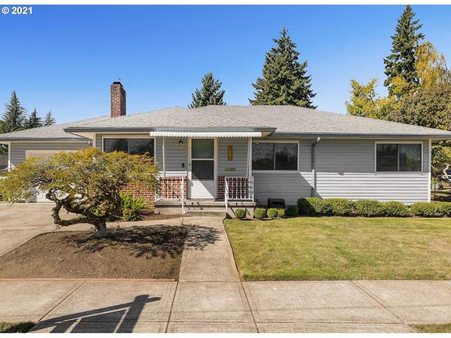 1660 Manor Dr, Gladstone, OR 97027 (MLS #21109462) :: Next Home Realty Connection
