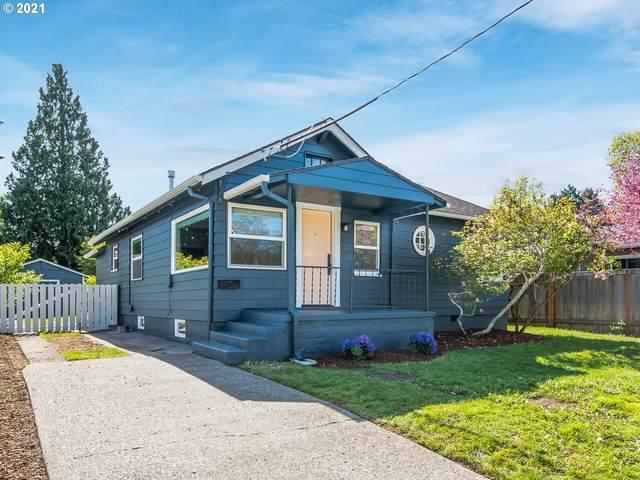9224 N Hudson St, Portland, OR 97203 (MLS #21109463) :: RE/MAX Integrity