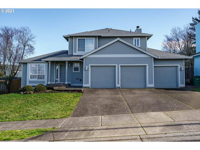 1244 SW Royal Anne Ave, Troutdale, OR 97060 (MLS #21109513) :: Stellar Realty Northwest