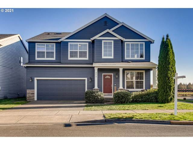 4518 SE Oakhurst St, Hillsboro, OR 97123 (MLS #21109553) :: Beach Loop Realty