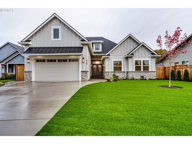 928 SW Coral St, Junction City, OR 97448 (MLS #21109714) :: The Liu Group