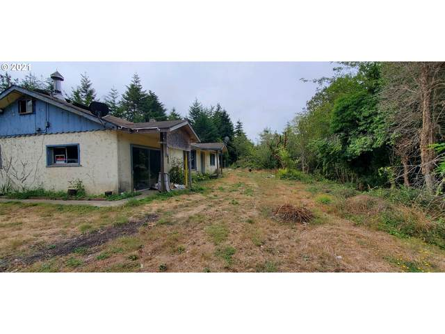 91512 Grinnell Ln, Coos Bay, OR 97420 (MLS #21109892) :: The Pacific Group
