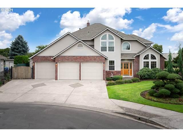 2535 NE Elliott Pl, Gresham, OR 97030 (MLS #21109927) :: Holdhusen Real Estate Group