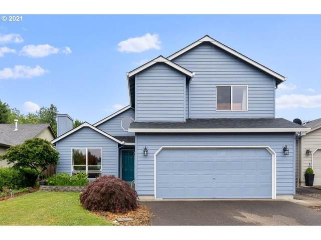23640 SW Eucalyptus Ter, Sherwood, OR 97140 (MLS #21110060) :: Fox Real Estate Group