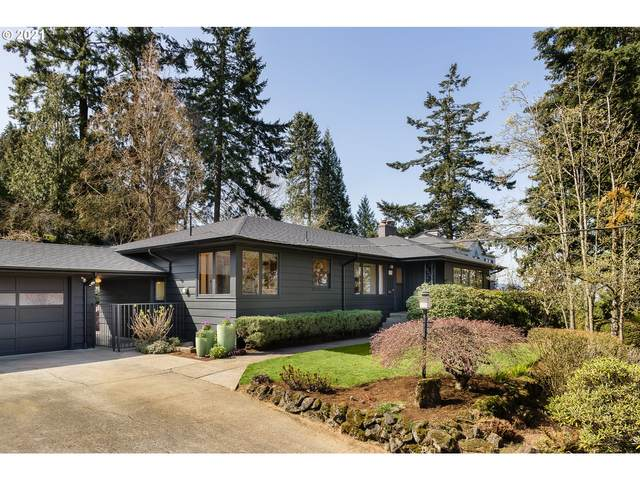 6600 SE Pine St, Portland, OR 97215 (MLS #21110169) :: The Haas Real Estate Team