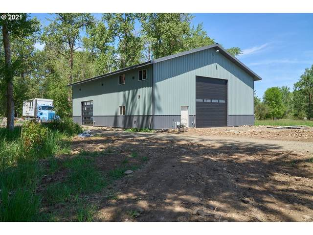 70452 Bear Creek Rd, Wallowa, OR 97885 (MLS #21110348) :: RE/MAX Integrity