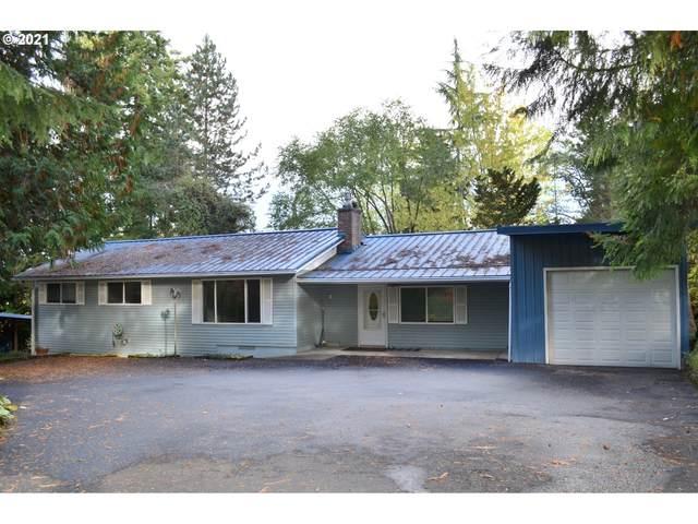19555 SE Arletha Ct, Sandy, OR 97055 (MLS #21110374) :: Brantley Christianson Real Estate