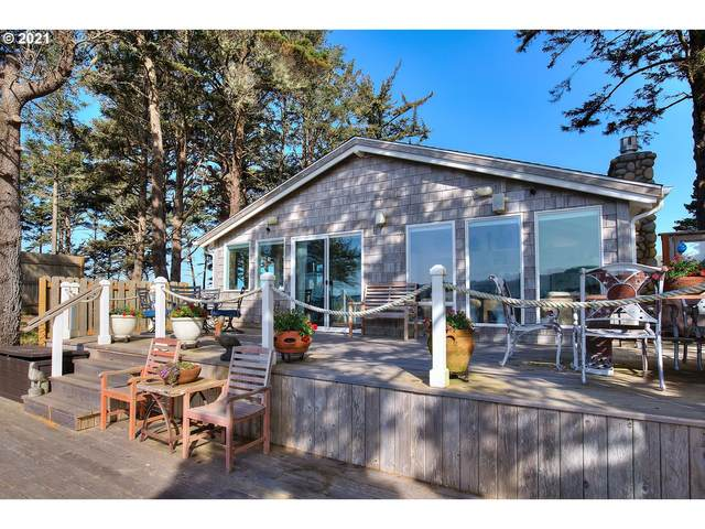390 NW Alsea Ave, Depoe Bay, OR 97341 (MLS #21110436) :: Premiere Property Group LLC