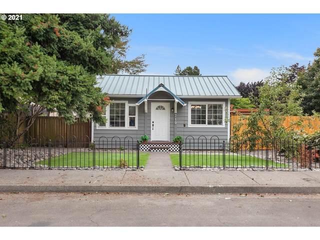 710 SE Francis Ave, Gresham, OR 97080 (MLS #21110904) :: Lux Properties