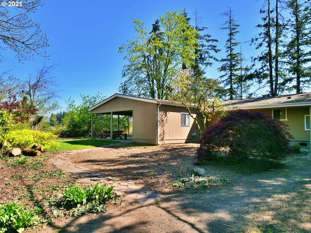28070 S Cramer Rd, Canby, OR 97013 (MLS #21111024) :: Fox Real Estate Group
