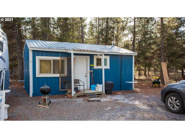 136747 4th St, Crescent, OR 97733 (MLS #21111160) :: Fox Real Estate Group