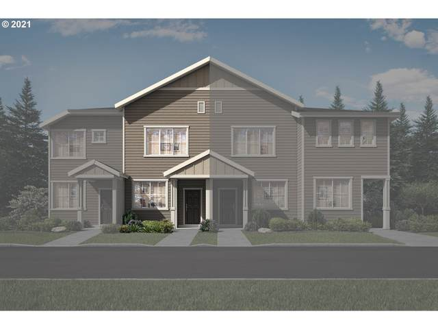 35 NE 134TH Pl, Portland, OR 97230 (MLS #21111199) :: Song Real Estate