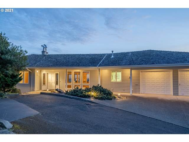 430 SE Scenic Loop, Newport, OR 97365 (MLS #21111407) :: Townsend Jarvis Group Real Estate