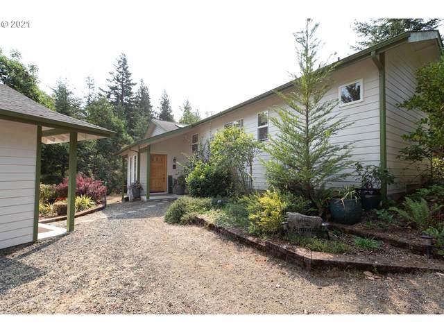 89351 Sunny Loop Ln, Bandon, OR 97411 (MLS #21111638) :: Triple Oaks Realty