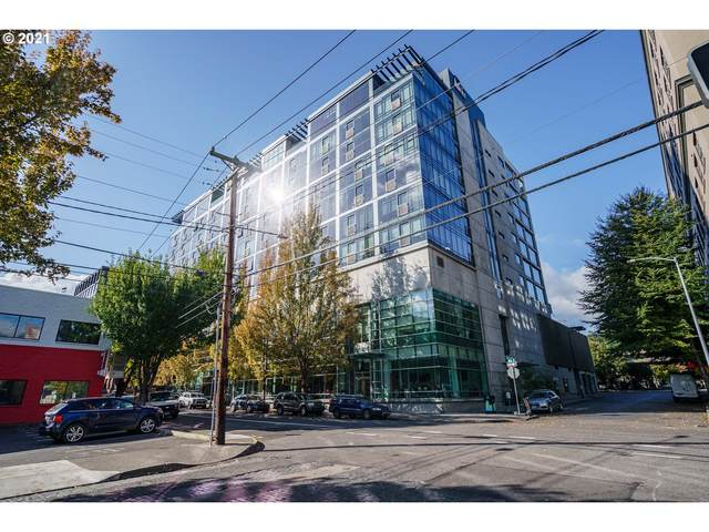 1410 NW Kearney St #820, Portland, OR 97209 (MLS #21111662) :: Song Real Estate