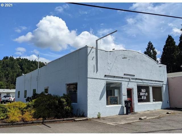 48013 Hwy 58, Oakridge, OR 97463 (MLS #21111774) :: McKillion Real Estate Group
