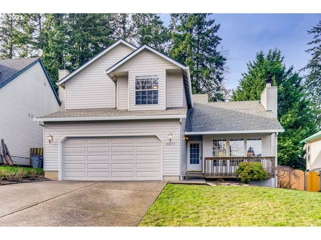 11277 SW 91ST Ct, Tigard, OR 97223 (MLS #21112185) :: Fox Real Estate Group