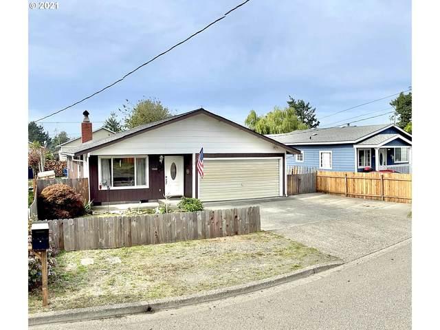 1060 Crocker St, Coos Bay, OR 97420 (MLS #21112310) :: Premiere Property Group LLC