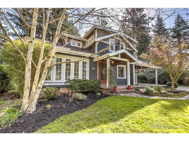 8612 SW 56TH Ave, Portland, OR 97219 (MLS #21112391) :: Coho Realty