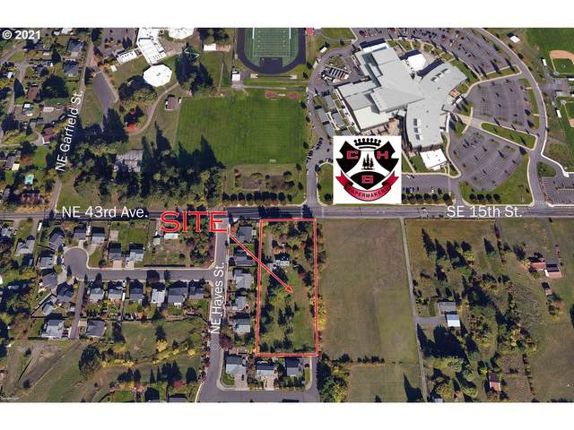 945 NE 43RD Ave, Camas, WA 98607 (MLS #21112554) :: Keller Williams Portland Central
