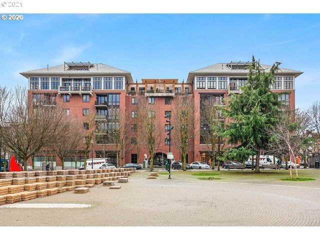 1030 NW Johnson St #420, Portland, OR 97209 (MLS #21112607) :: Lux Properties