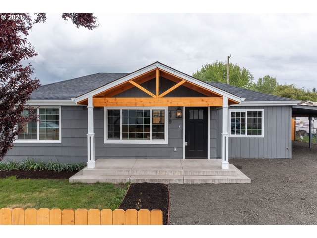 479 33RD St, Springfield, OR 97478 (MLS #21113167) :: Song Real Estate