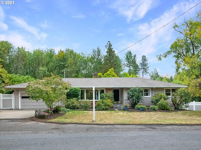 8080 SW Parrway Dr, Portland, OR 97225 (MLS #21113367) :: Keller Williams Portland Central